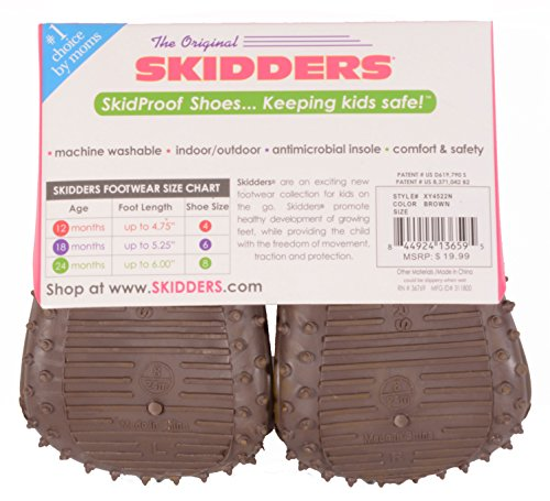 Pictures of Skidders Baby Toddler Girls Shoes Style #XY4522 ( 2