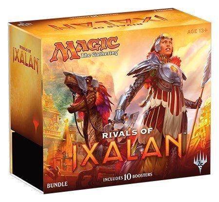Wizards of the Coast Rivalen der Ixalan Bundle (Fat Pack)