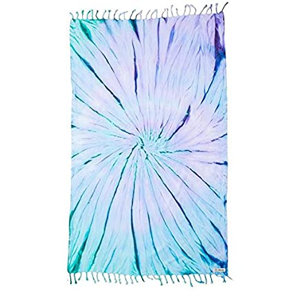 hanging beach towel. Luna Tie Dye Beach Towel Blanket Tapestry Wall Hanging - 100% Turkish Cotton By Sand L