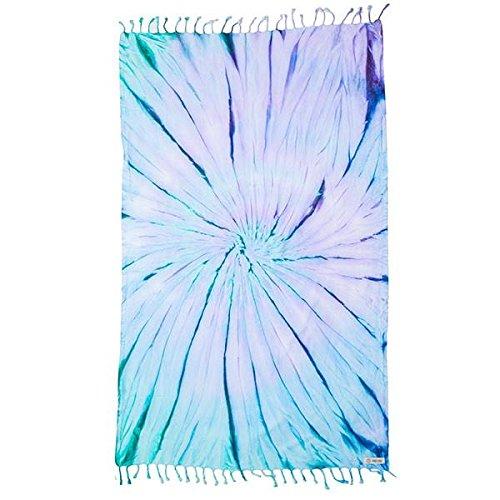 Sand Cloud Luna Tie Dye Beach Towel Blanket Tapestry Wall Hanging - 100% Turkish Cotton As Seen on Shark Tank
