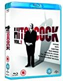 Hitchcock Vol. 1 Box Set [Psycho (1960), Rope, Saboteur, Rear Window, Shadow of a Doubt, The Trouble with Harry and The Man Who Knew Too Much (1956)] [Blu-ray]