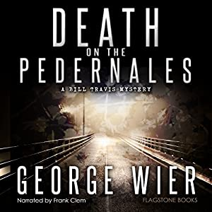Death on the Pedernales Audiobook