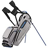 TaylorMade Flextech Golf Bag Gray/Royal