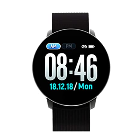 Amazon.com: win-full - Reloj inteligente con monitor de ...