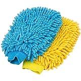 Microfiber Glove (Multicolour) -2 Pieces