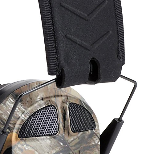 Walker's Ultimate Power Muff Quads with AFT/Electric, Mossy Oak Camo