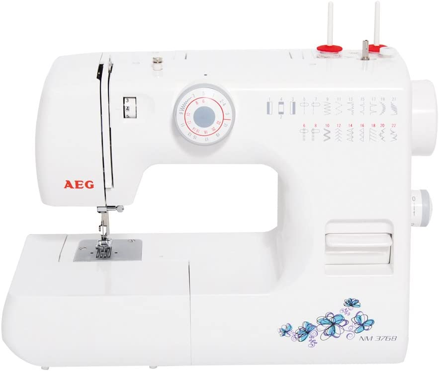 AEG 376B – Máquina de Coser: Amazon.es: Hogar