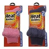 Heat Holders Thermal Socks, Womens Original, US Shoe Size 5-9