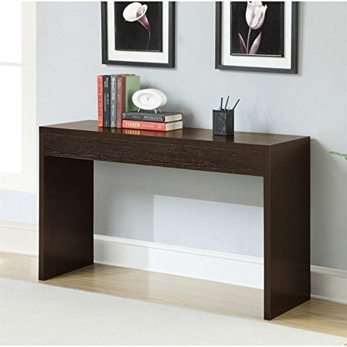 Convenience Concepts Northfield Hall Console Table Espresso
