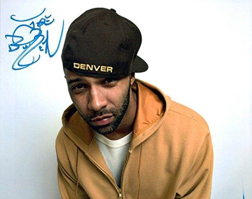 JOE BUDDEN Signed Autographed 8x10 Photo SLAUGHTERHOUSE Hip Hop Rapper COA