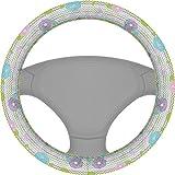 girl steering wheel cover chevron - RNK Shops Girly Girl Steering Wheel Cover (Personalized)