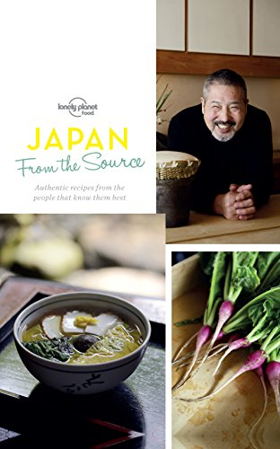 From the Source - Japan (Lonely Planet) cover