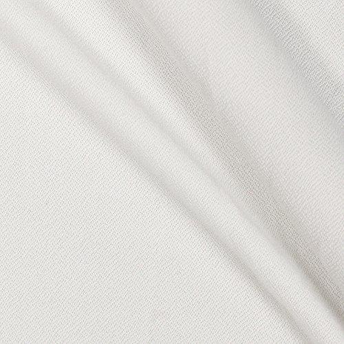 Telio Havana Knit White Fabric By The Yard (Havana Fabric)