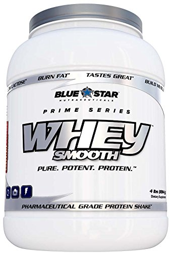 Banana Vanilla Cake - Blue Star Nutraceuticals, Whey Smooth, Protein Vanilla Cupcake 4lbs