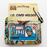 Marvel Retro Comic Travel ID and Credit Card Holder