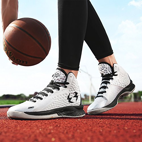Sneaker Couple Shoes Running Silver Basketball Mens Shoes 66 Walking Town Womens No white UxqRSCn4F