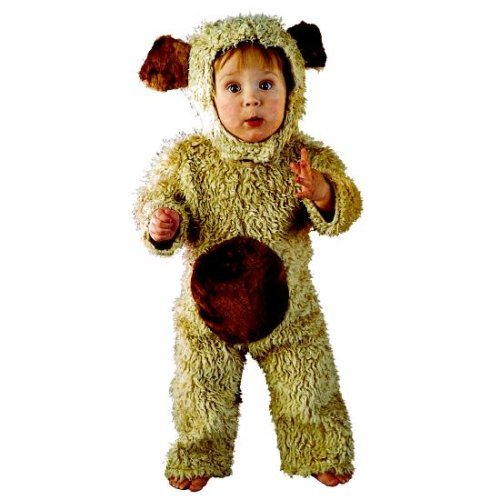 Bear Oatmeal Toddler Costumes - Oatmeal Bear Toddler Costume -
