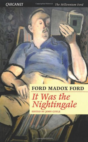 book cover of It Was the Nightingale
