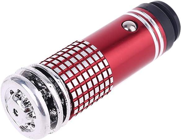 BIlinli Auto purificador de Aire Fresco portátil ionizador de ...