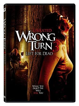 Amazon com: Wrong Turn 3: Left for Dead (Unrated): Tom
