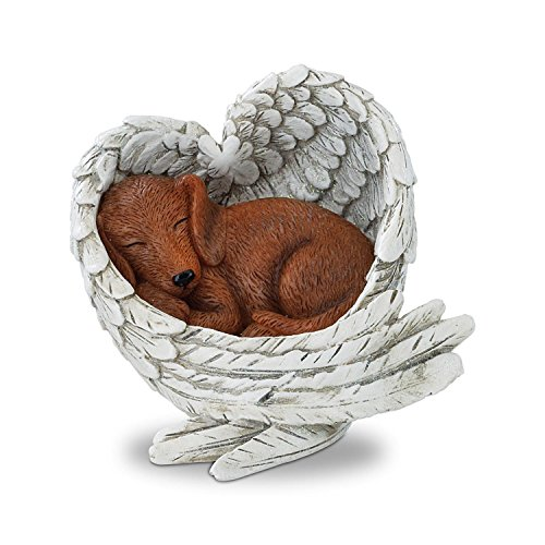 Blake Jensen Dachshunds: Love Never Furr-gets Figurine by The Hamilton Collection