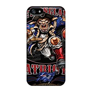 Cometomecovers Fvo5294rdOw Cases Covers Skin For Iphone 5/5s (new England Patriots)