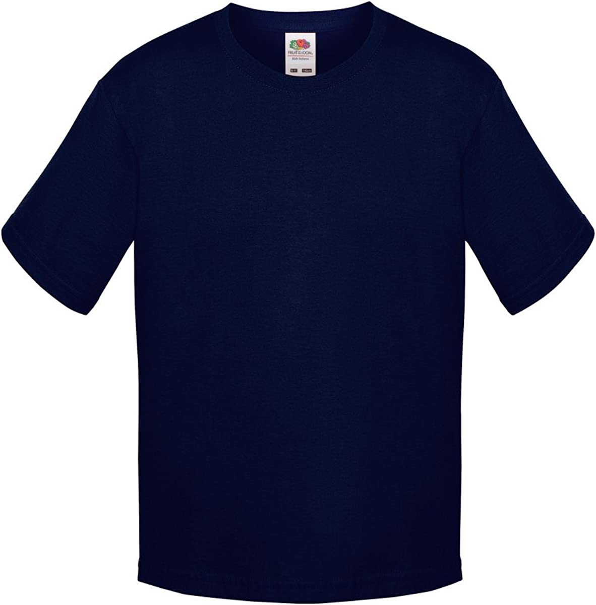 Fruit Of The Loom Kids Sofspun T-Shirt