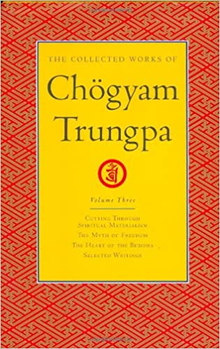 the collected works of chogyam trungpa pdf