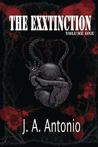 Book: The EXXtinction - The Only Hope for Man is a Woman by J. A. Antonio