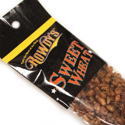 Copperstone Foods Rowdy's Sweet Roasted Wheat Kernels 1.25 oz Bag - Proudly Made in McCook, Nebraska - Made in the USA by Copperstone Foods (Image #1)