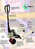 CARBO GLIDE 6000 Heavy-Duty Pallet Jack 5500