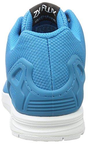 Bleu Homme Aqua Compétition Zx Running bold Originals Chaussures De Adidas Flux v4180qnw