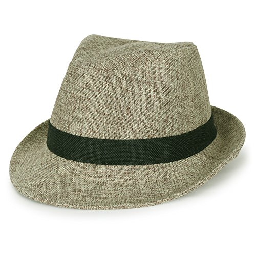 ililily-Big-Size-Two-Tone-Small-Brim-Structured-Hemp-Straw-Fedora-Trilby-Panama-Hat