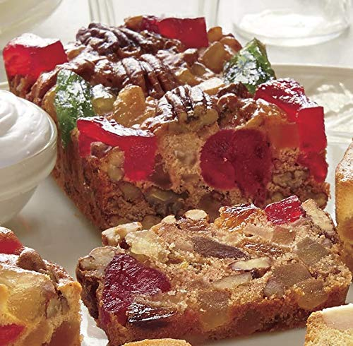 (Original Fruitcake, 1/2 lb. from The Swiss)