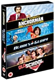 Will Ferrell - Blades Of Glory / Old School / Anchorman [DVD]