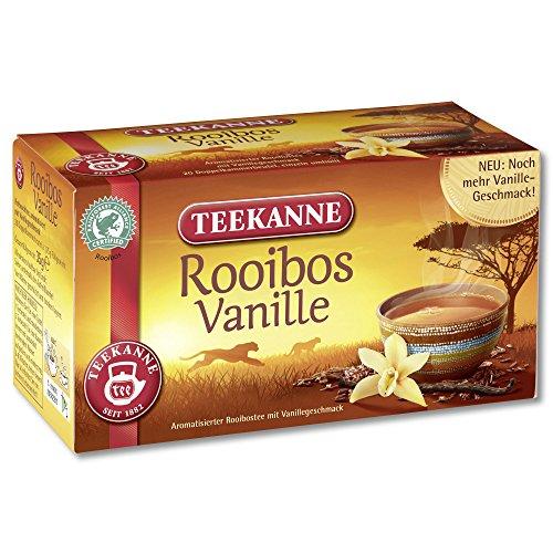 Teekanne Rooibos vanilla Tea (2 x 20 Bags)