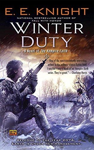 Winter Duty Novel Vampire Earth