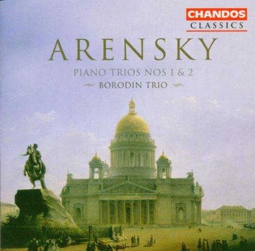 Arensky: Piano Trios Nos. 1 & 2 by Borodin Trio (2004-04-19) ()