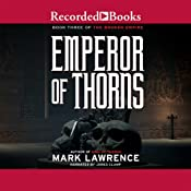 Emperor of Thorns: A Broken Empire Novel | Mark Lawrence