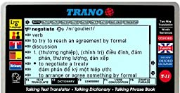 T-33 Vietnamese English Dictionary Electronic Talking Text Translator .