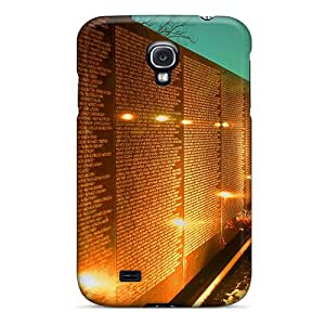 Galaxy S4 Covers Cases - Eco-friendly Packaging(moving Vietnam War Memorial Dc)