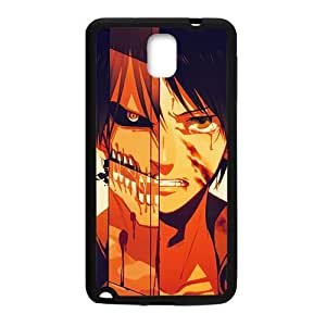 Brown distinctive boy Cell Phone Case for Samsung Galaxy Note3