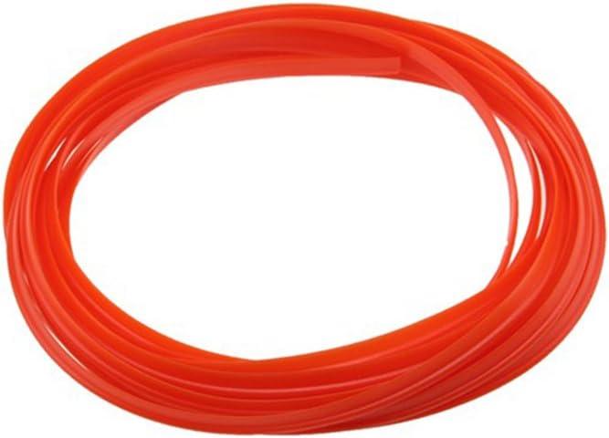 Orange WINOMO 5/m DIY universel de voiture de lautomobile Moteur Int/érieur D/écoration ext/érieure Garniture Moulage Bande Ligne