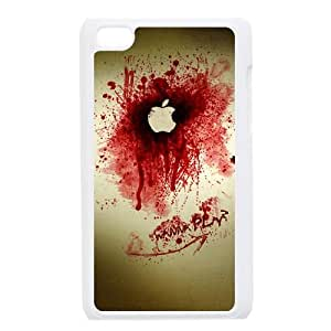 iPod Touch 4 Phone Case White Dexter-Blood WQ5RT7528180