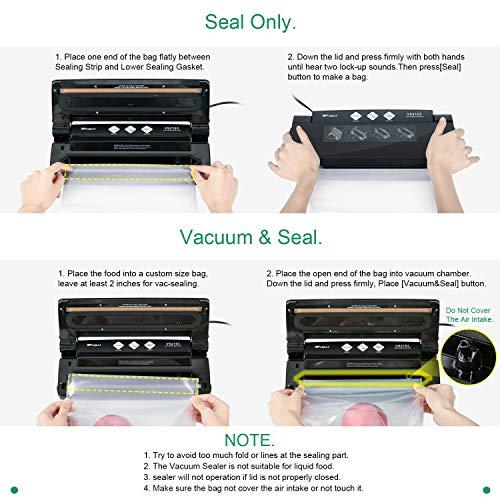 Buy vaccuum sealer reviews