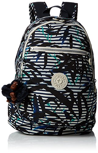 Kipling Clas Challenger Bamboo Stripes (Challenger 2 Backpack)