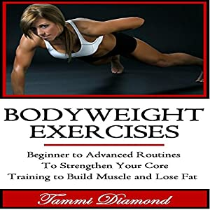 Bodyweight Exercises Audiobook