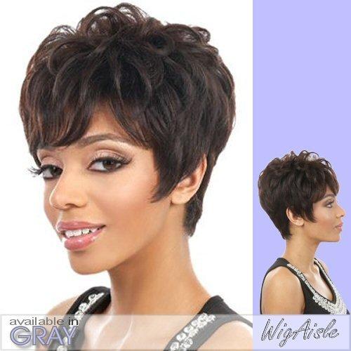 H. BREE (Motown Tress) - Human Hair Full Wig in 1B