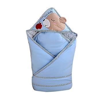 Abboard - Saco de Dormir para bebé, diseño de Animales, Suave y cálido con cinturón: Amazon.es: Hogar