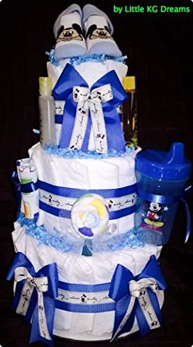 Amazon Disney Diaper Cake Mickey Mouse And Minnie Mouse Baby